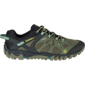 Merrell All Out Blaze Aero Sport Zapatillas Hombre, dusty olive